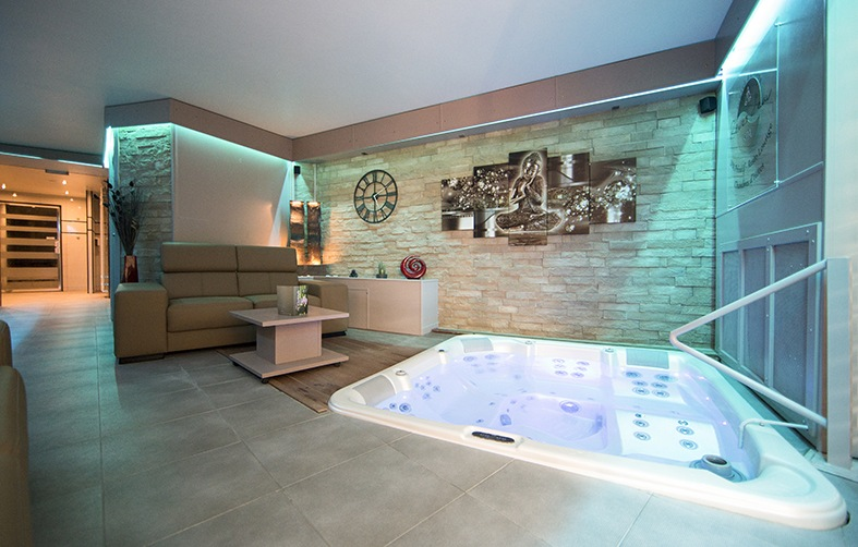 Chambre Spa Privatif Reims